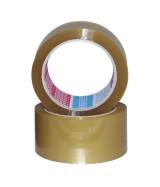 Ruban adhésif PVC transparent qualité industrielle35µ 48mmx100m