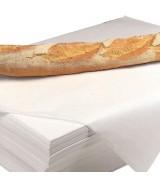 Papier de soie blanc 22 gr tout usage. Paquet de 10kg