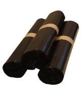 Sacs poubelle polyéthylène haute densité 130 litres 420 x 200 + 1150 mm Paquet de 20 sacs