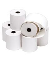 Bobines papier thermique sans bisphénol A  80 x  80 mm x 78 m Paquet 5 rouleaux