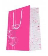 Sac luxe Rose et Blanc Brillant à motifs dès 15.90€