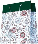 Sac luxe à motifs forêt hivernale dès 11.90€ le paquet de 20 sacs
