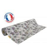 Papier cadeau gris argent motifs cadeaux dès 24.99€