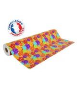 Papier cadeau multicolore motifs Dés dès 24.99€