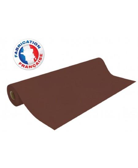 Papier cadeau Chocolat vergé uni dès 16.80€