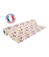 Papier cadeau Blanc motifs Mandalas dès 24.99€