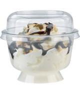 Coupe à dessert et couvercle dès 58.50€ le colis