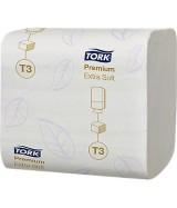 Papier toilette feuille à feuille extra-doux Tork®
