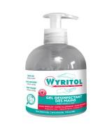 Gel hydroalcoolique Wyritol®. Colis de 12 flacons
