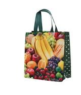 Sac Polypropylène non tissé impression fruits et légumes. Colis de 100 sacs
