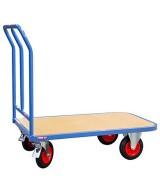 Chariot plateforme 400 kg
