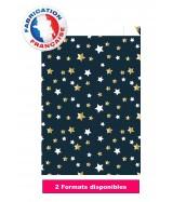 Pochette cadeau, bleu foncé, motifs étoiles dès 37.95€