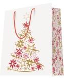 Sac luxe motif Sapin de Noël dès 18.10€ le paquet de 20 sacs