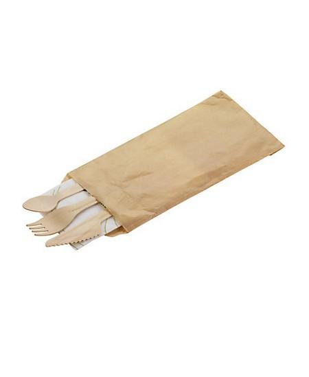 Kit couverts en bois