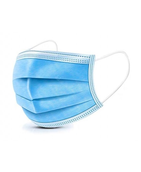 Masque de protection type II, 7.49€ la boite de 50 masques