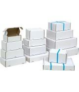 Boîte postale Blanche dès 21.50€ le paquet de 50