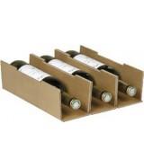 Calage carton pour caisse vin et champagne dès 22.76€ le paquet