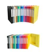Boite de classement Cartobox Dos 25 mm Carte lustrée A4