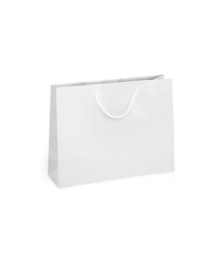 Sac luxe Blanc Mat dès 27.80€. Paquet de 20 sacs