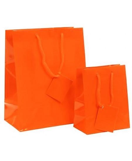Sac luxe Orange Brillant dès 6.60€