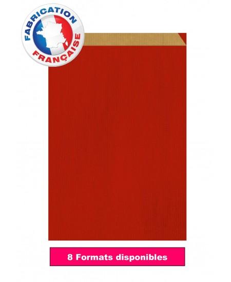 Pochette cadeau Rouge vergé dès 6.99€