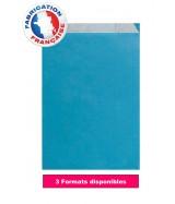 Pochette cadeau Turquoise vergé dès 6.99€