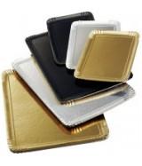 Plateau traiteur carton or, argent ou noir dès 54.90€