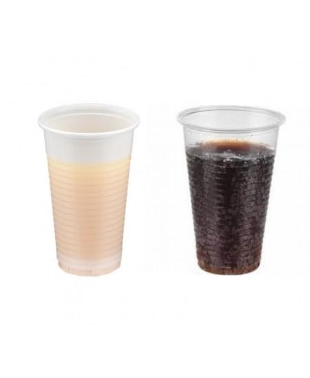 Gobelet plastique pour utilisation froide dès 50.99 € le colis