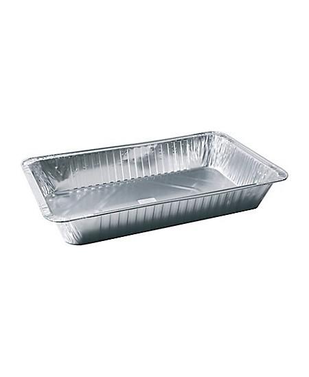 Plat rectangulaire aluminium dès 39€ le colis