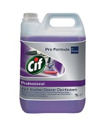 Détergent désinfectant cuisine Cif Professional® dès 42.90€