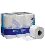 Papier toilette triple épaisseur. Colis de 96 rouleaux