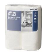 Essuie-tout Tork® Kitchen Roll. Colis de 24 rouleaux