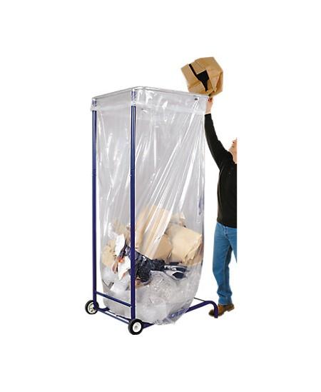 Sac plastique pour support sac grand volume dès 124€ le colis