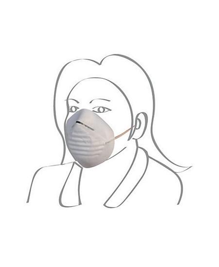 Masque respiratoire, la boite dès 10.90