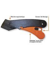 Couteau de sécurité - modèle Chartron