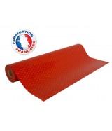 Papier cadeau rouge motifs sapins or dès 32.99€