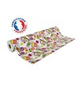 Papier cadeau Multicolore motifs Fashion dès 25.99€